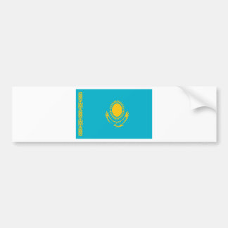 Niedrige Kosten! Kasachstan-Flagge Autoaufkleber