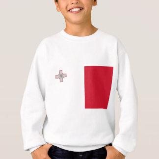 Niedrige Kosten! Malta-Flagge Sweatshirt