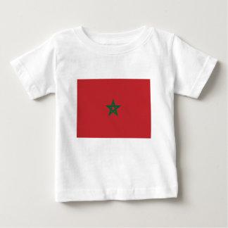 Niedrige Kosten! Marokko-Flagge Baby T-shirt