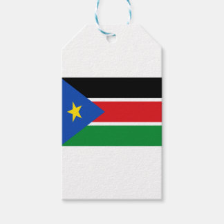 Niedrige Kosten! Südsudan-Flagge Geschenkanhänger