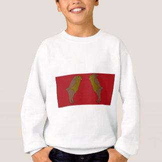 Nighty und Löwe Sweatshirt