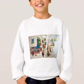 Nikkis Pizza Sweatshirt