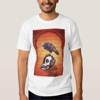 Nimmermehr Poe Rabe Nevermore Shirt