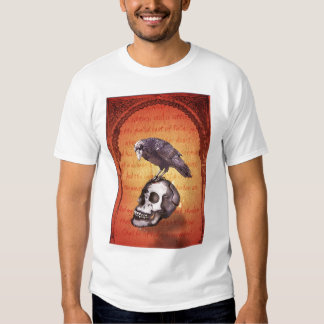 Nimmermehr Poe Rabe Nevermore T-shirt
