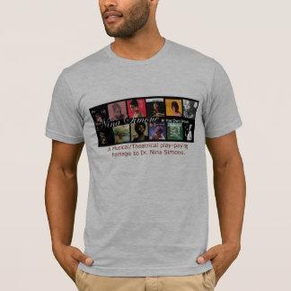 Nina Simone in ihren eigenen Wörtern T-Shirt