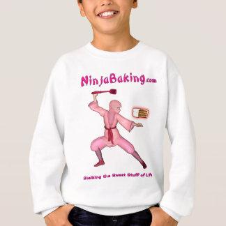 Ninja Backen Sweatshirt