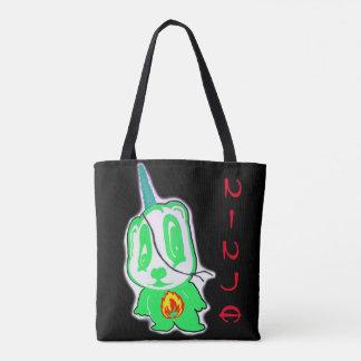 Ninja Charakter-Taschen-Tasche