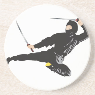 Ninja Getränkeuntersetzer