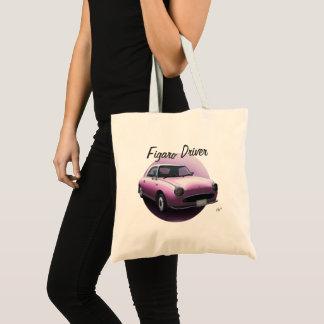 Nissan Figaro Fahrer-spezielle rosa Tragetasche