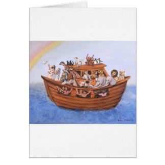 Noahs Arche Karte