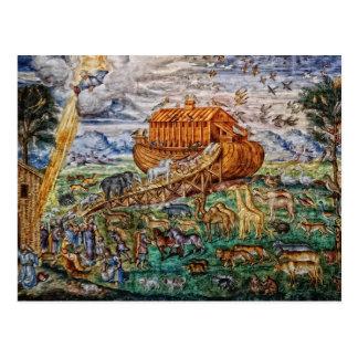 Noahs Arche Postkarte