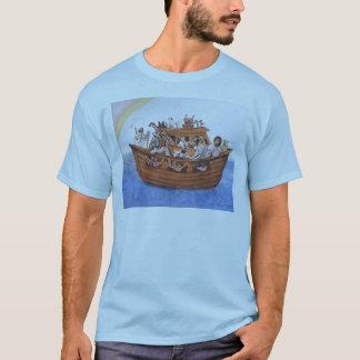 Noahs der T - Shirt der Arche-Männer