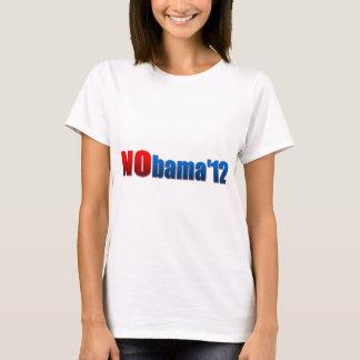 Nobama 2012 - Kein Obama T-Shirt