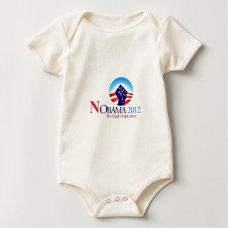 NOBama Gang Baby Strampler