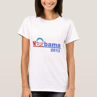 Nobama - kein Obama 2012 T-Shirt