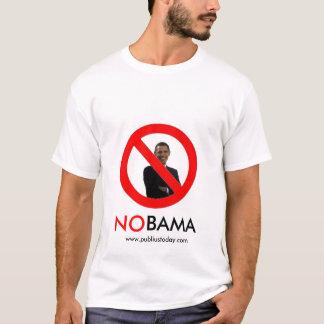 NOBAMA - (kein Symbol) T-Shirt