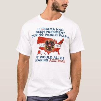 Nobama Posten WWII - Sprechen Sie Österreicher? T T-Shirt