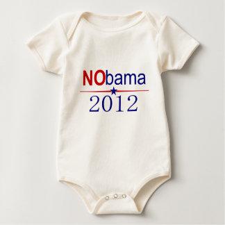 NObama Wahl 2012 Baby Strampler