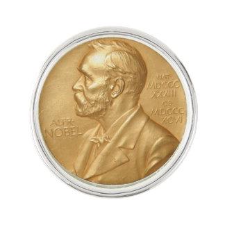 Nobelpreis-Revers-Button Resersnadel