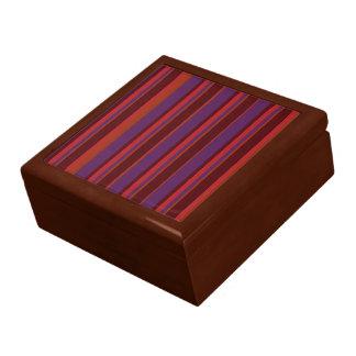 Noble quadratische Geschenkboxen