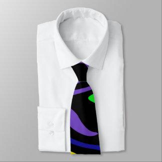 Nobles psychedelisches krawatte