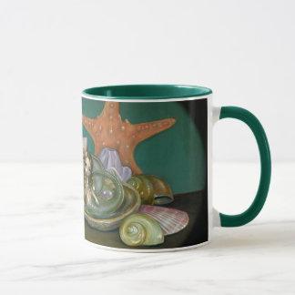"""""""Noch Leben mit eine Meerjungfrau-"""" der Tasse"""