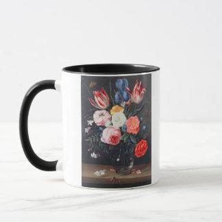 Noch Leben T32511 der Blumen in einem Vase, 1661 Tasse