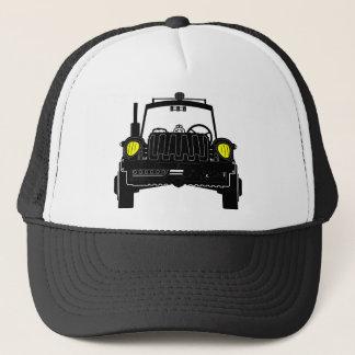 Nomade-Fahrzeug Truckerkappe