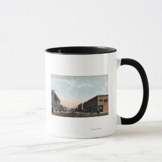 Nordansicht von Wenatchee Allee Tasse