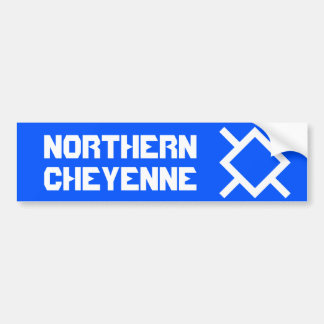 Nordcheyenne Autoaufkleber
