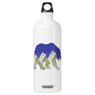 Nordentweichen Wasserflasche