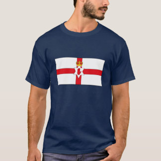 Nordirland-Flaggen-T - Shirt