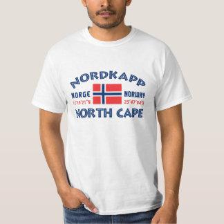 NORDKAPP Norwegen Shirts u. Jacken
