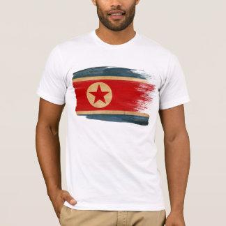 Nordkorea-Flaggen-T - Shirt