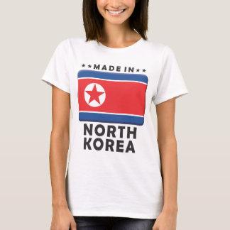 Nordkorea gemacht T-Shirt
