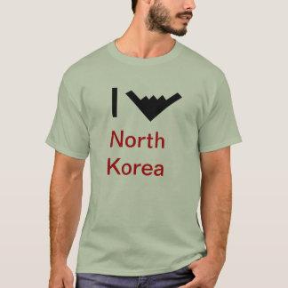 Nordkorea ist die BOMBE T-Shirt