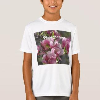 Nordkorea-Magnolie T-Shirt