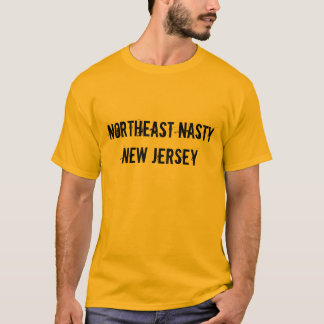 NORDOSTNASTYNew Jersey T-Shirt