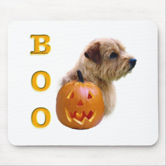Norfolk Terrier Halloween Boo Mousepad