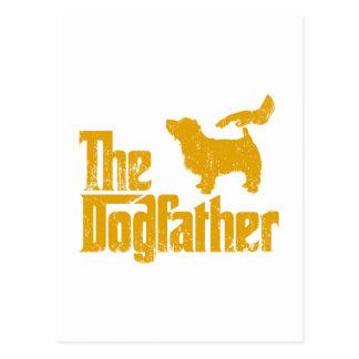 Norfolk Terrier Postkarte
