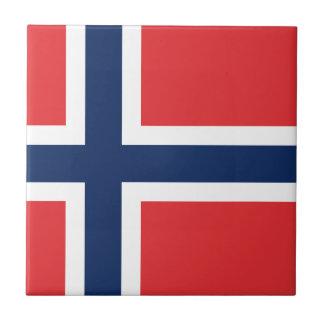 norieguian Flagge Keramikfliese