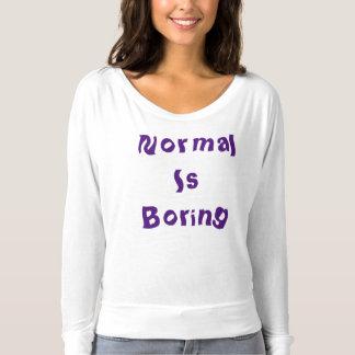 Normal bohrt t-shirt