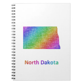 North Dakota Notizblock