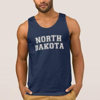 North Dakota Tank Top