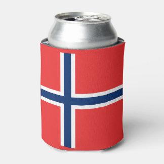 Norwegen-Flagge Dosenkühler