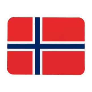 Norwegen-Flagge Magnet