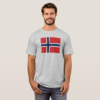 Norwegen-Flagge T-Shirt