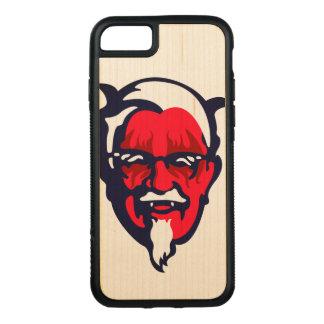 Norweger-gebratenes Huhn Carved iPhone 8/7 Hülle