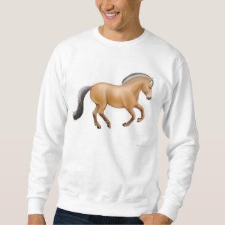 Norwegisches Fjord-PferdeSweatshirt Sweatshirt