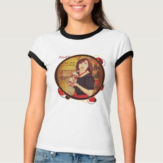 Nothng… steht zwischen mir und Nutella T-Shirt